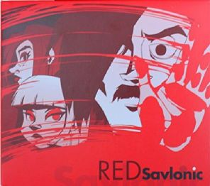 Savlonic 'Red' Album (CD Digipack)